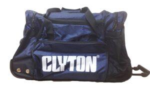 Clyton 3 Compartment Royal Blue Kit Bag