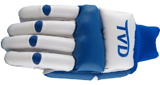 Super Comfort Blue Gloves