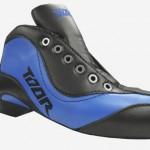 Toor Blue & Black Eagle Boot
