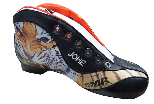 Johe Tiger Custom Design