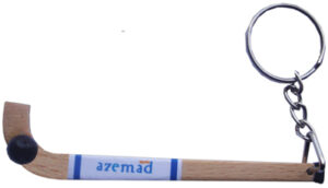 Azemad Keyring