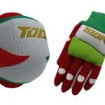 Portugal Knee Pad & Glove Set