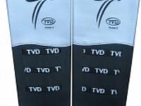 TVD Black Power II Goalkeeper Leg Pads