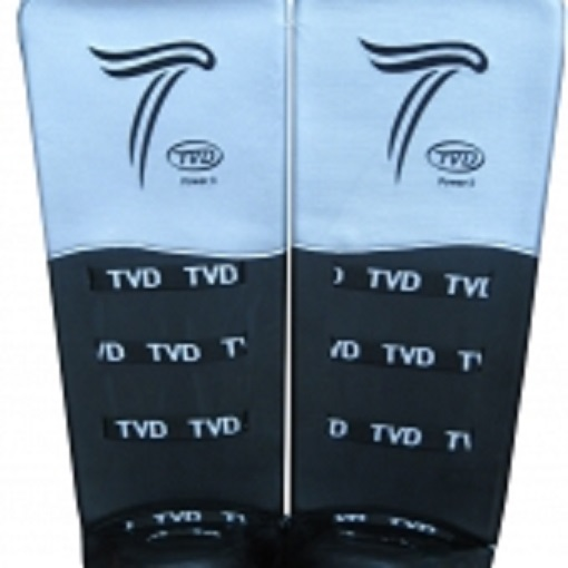 TVD Black Power II Goalkeeper Leg Pads