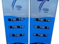 TVD Blue Power II Goalkeeper Leg Pads