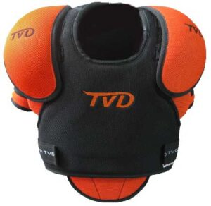 TVD Gladiator III Chestpad Orange