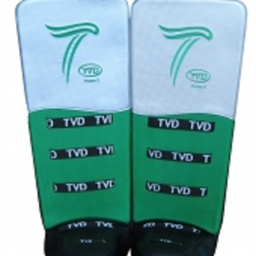 TVD Green Power II Goalkeeper Leg Pads