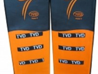 TVD Orange Power II Goalkeeper Leg Pads
