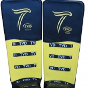 TVD Yellow PowerII Goalkeeper Legpads