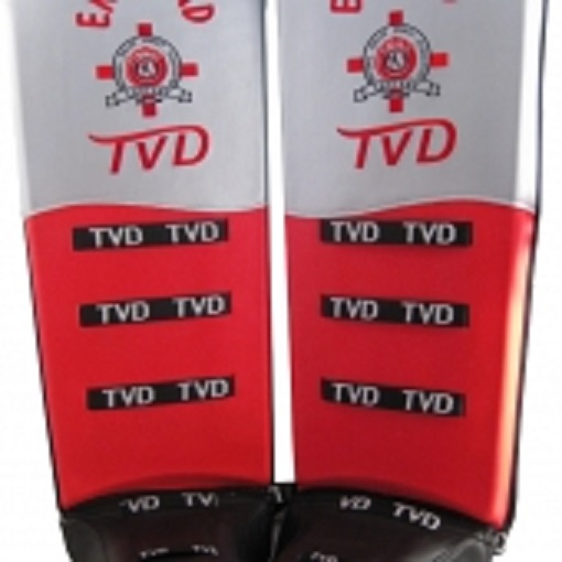 TVD Red Power II Goalkeeper Leg Pads