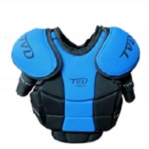 TVD Samurai Chestpad Blue