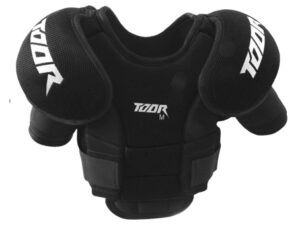 Toor Goalkeeper Chest Pad Black