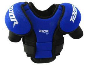 Toor Goalkeeper Chest Pad Blue