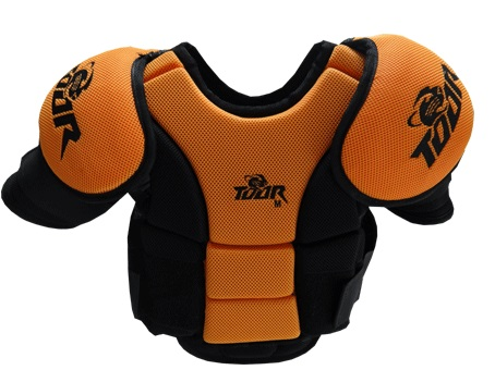 Toor Goalkeeper Chest Pad Orange
