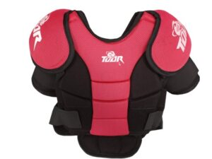 Toor Goalkeeper Chest Pad V2 Red