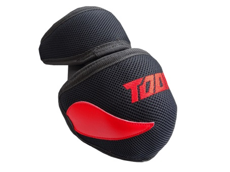 Toor Rabbit Knee Pad Red