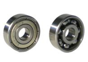 Wheel Bearings Closed & Open