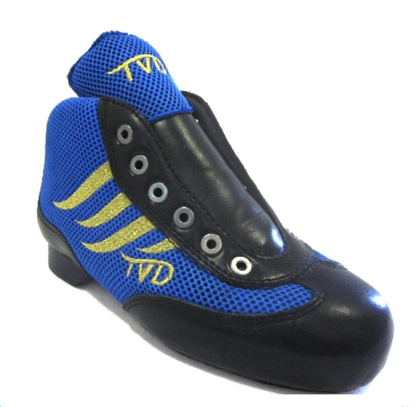Black & Blue Carlux Boot