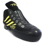 Black & Yellow Carlux Boot