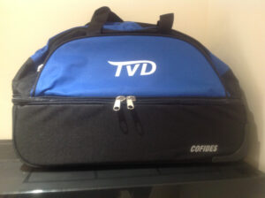 TVD Player Bag Blue