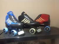 Carlux Classic Kit Skates