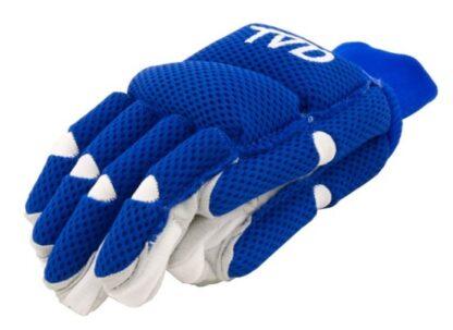 TVD-Spider-Gloves Blue & White