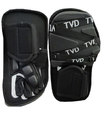 TVD Carbo Goalkeeper Gloves Black