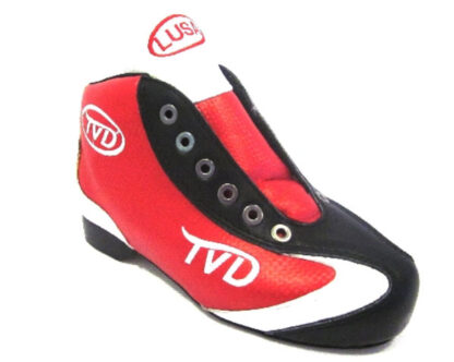 TVD Lusa Boot Red & White
