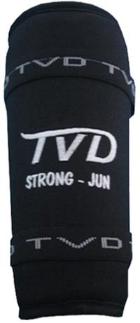 TVD Strong Shin Guard Black