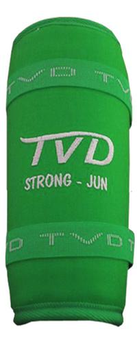 TVD Strong Shin Guard Green